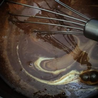 Date caramel - making of 1