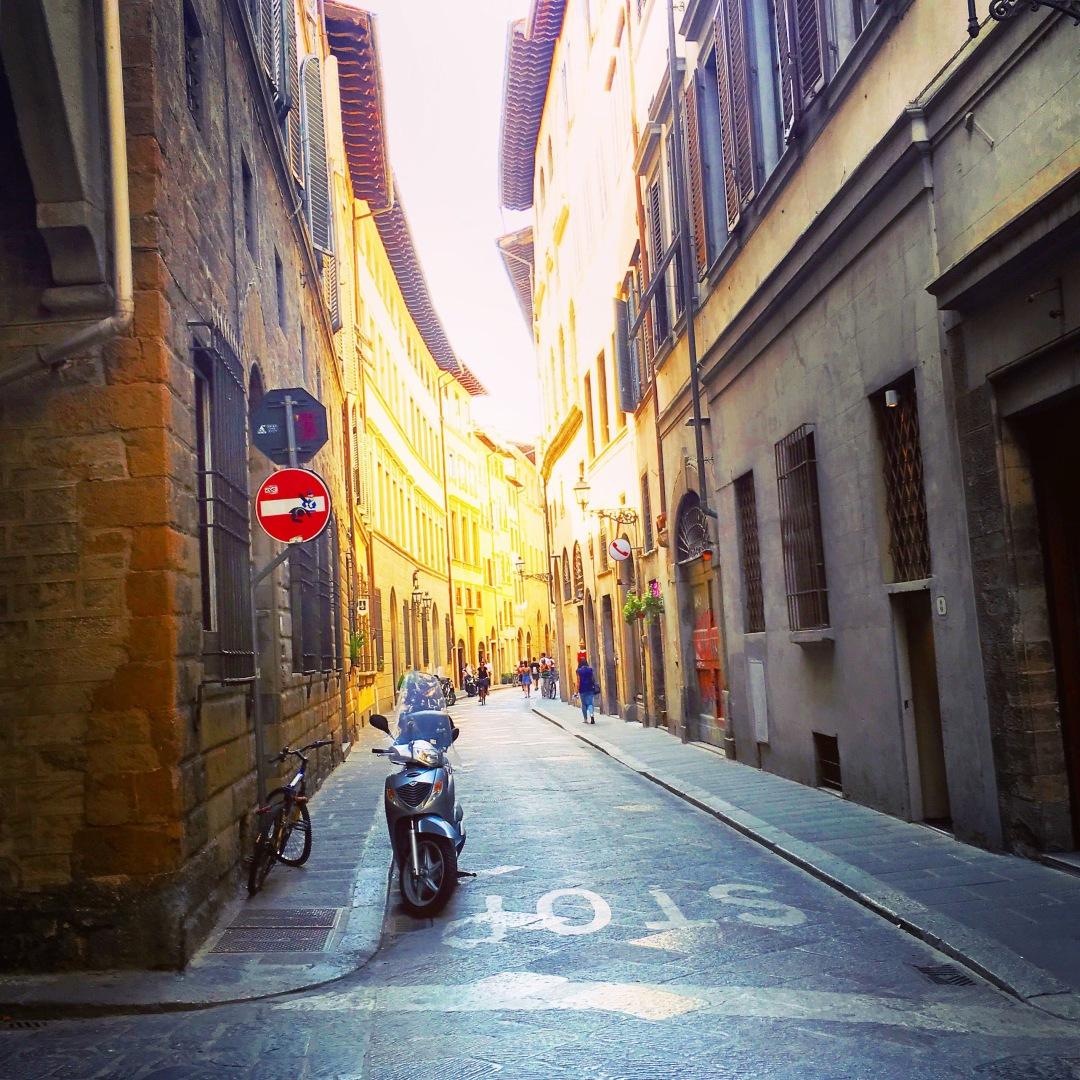 Alleyways of Florence