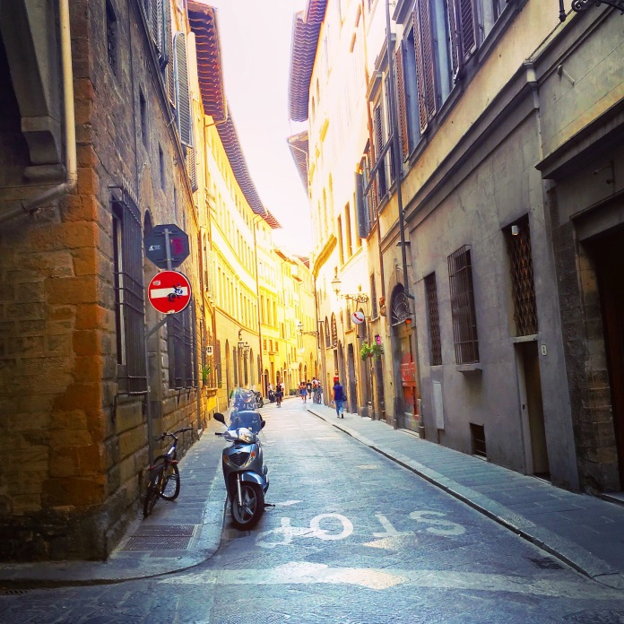 Alleyways of Florence