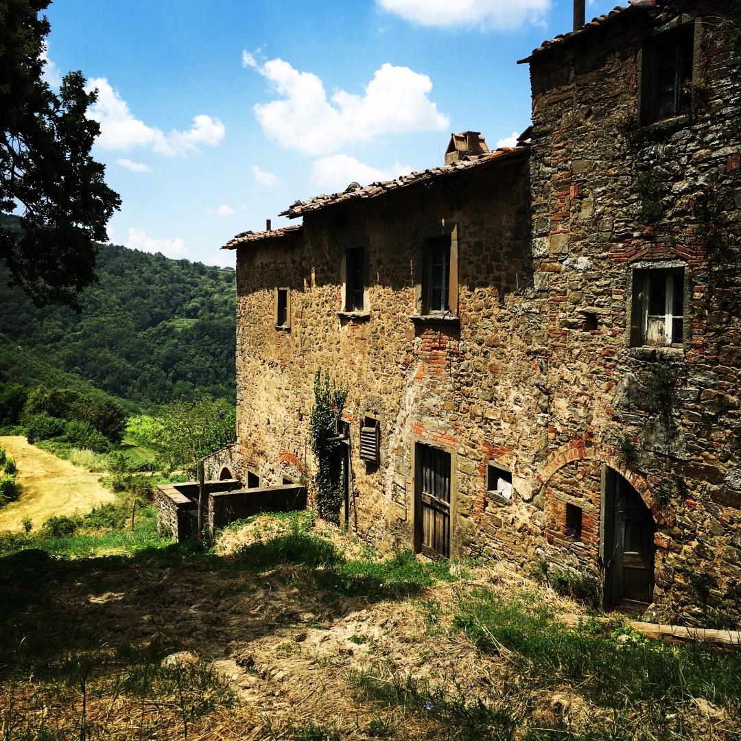 Chianti Farm House