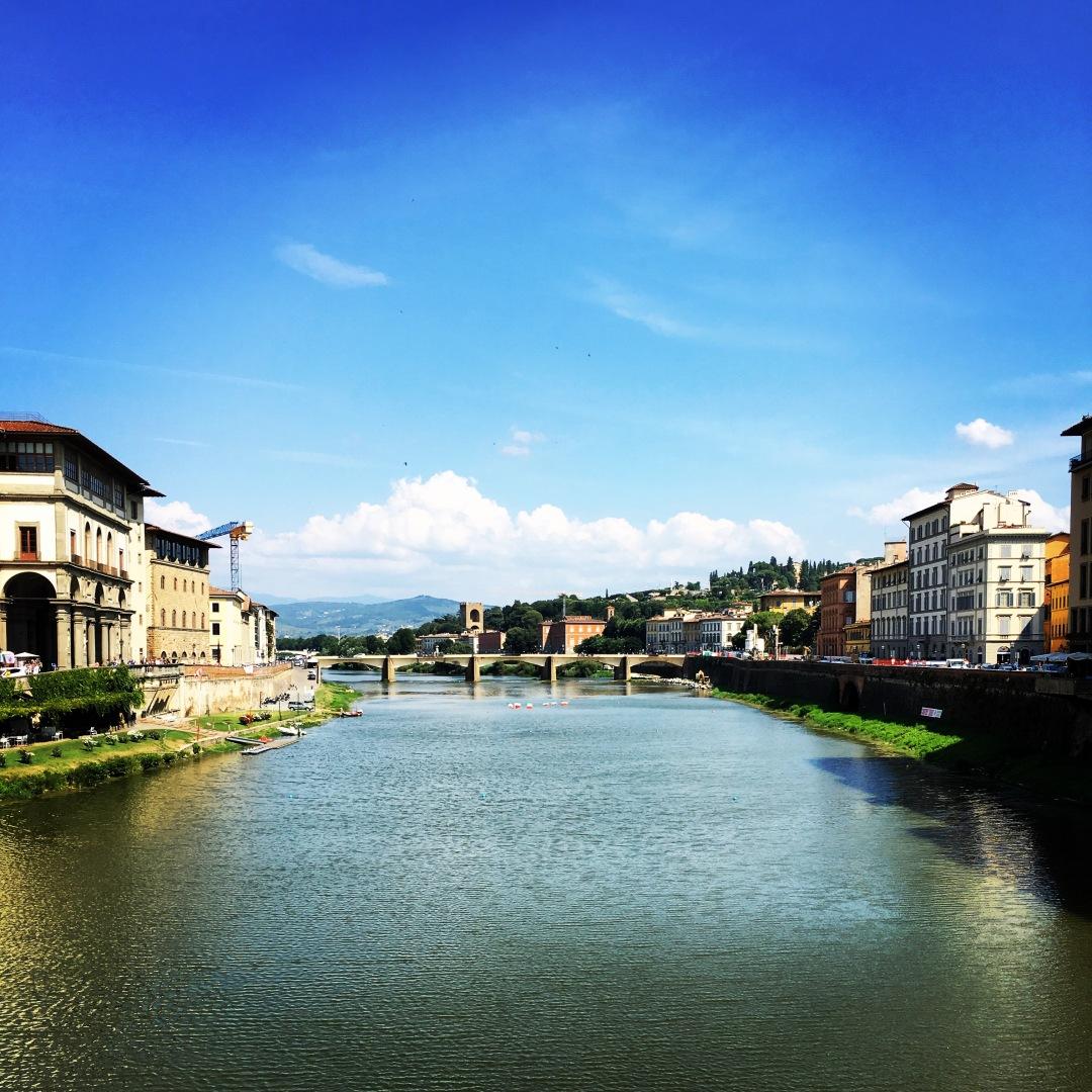 Firenze on my birthday