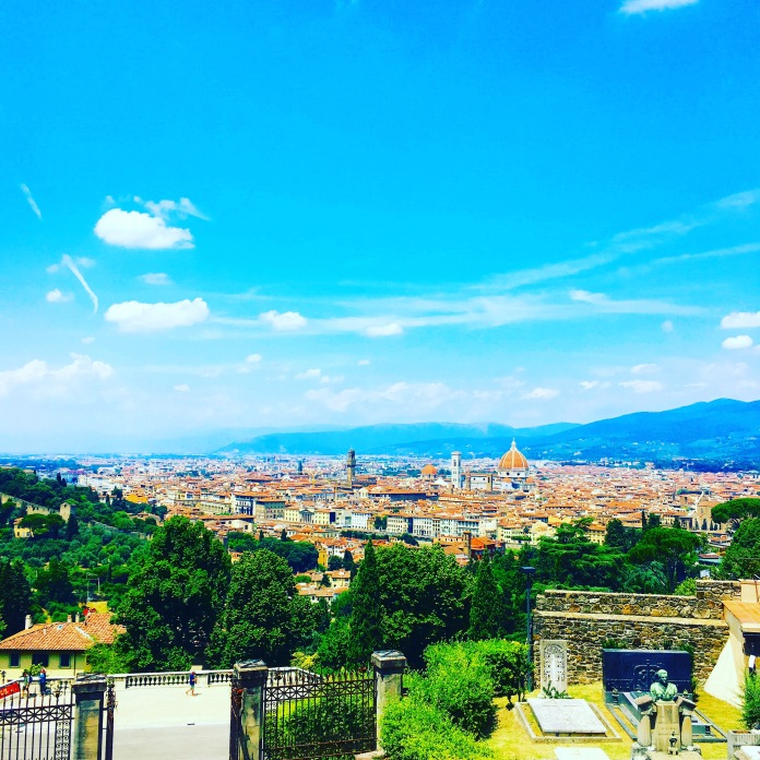 Florence breathtaking view