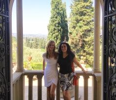 Friends in Florence - Happy Birthday Lidija