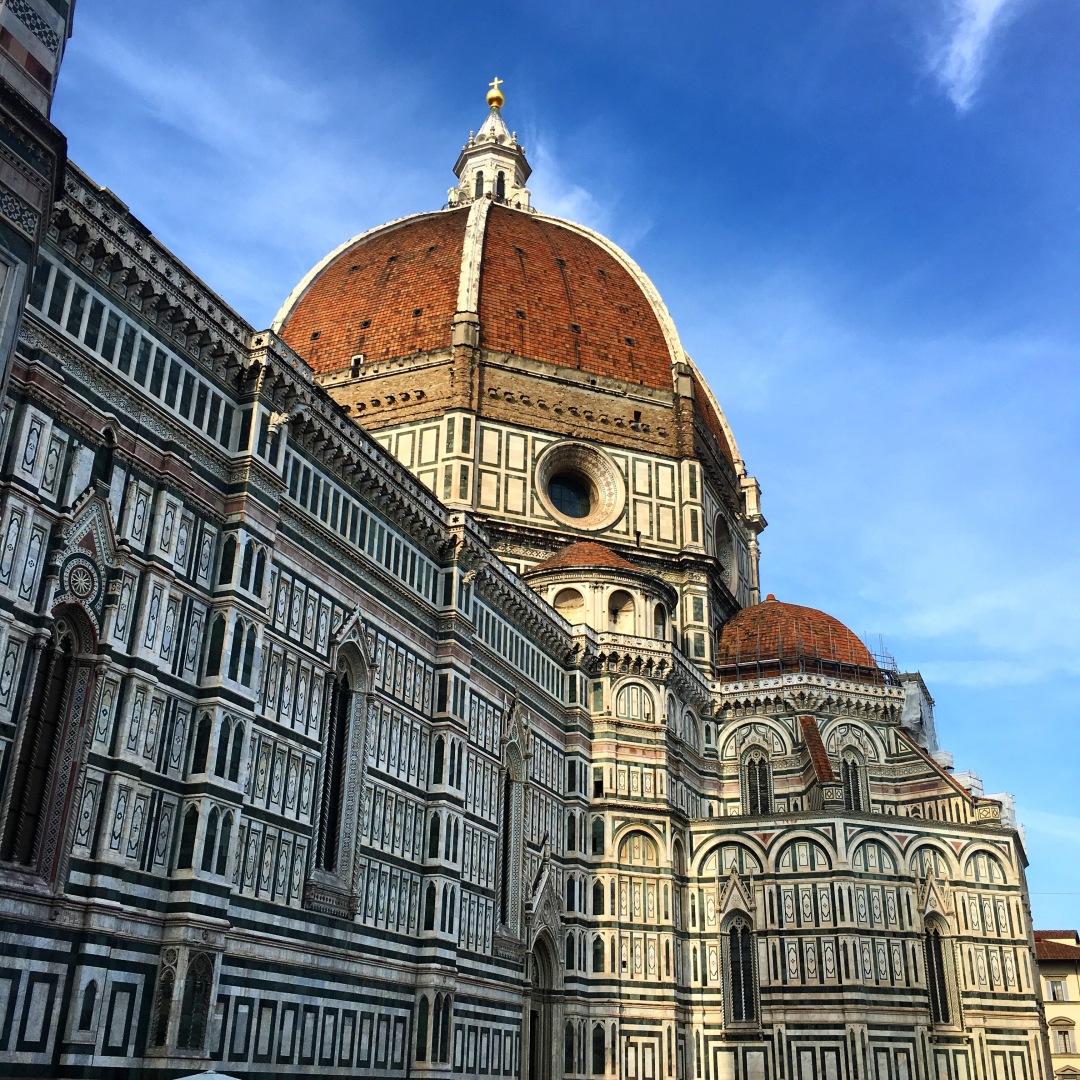 Il Duomo di Firenze the heart
