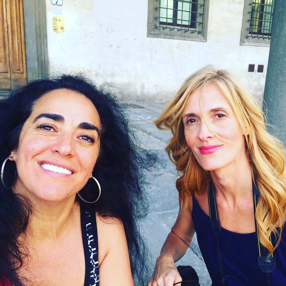 Lidija and Hana Florence Tuscany
