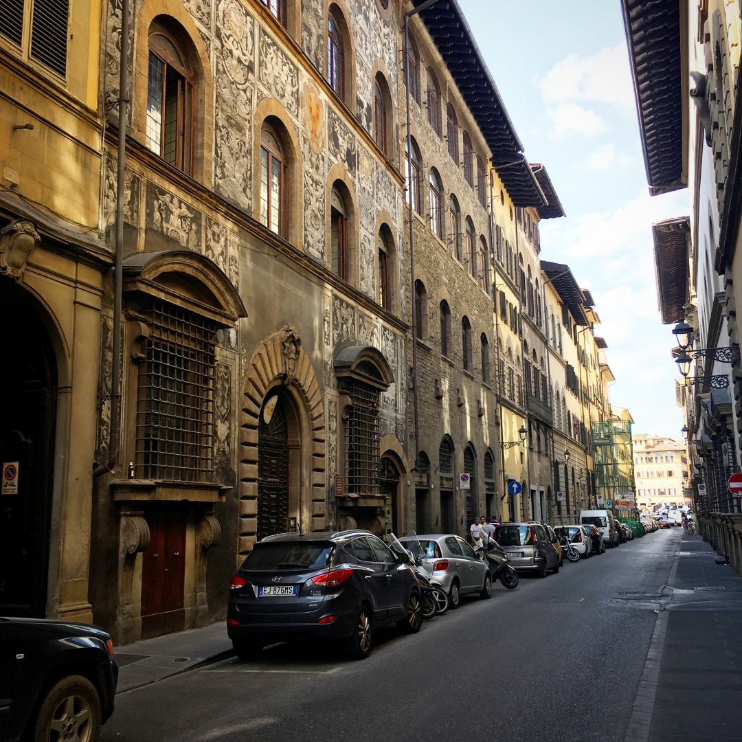 On the Streets of florence