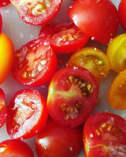 Sweet Baby Tomatoes