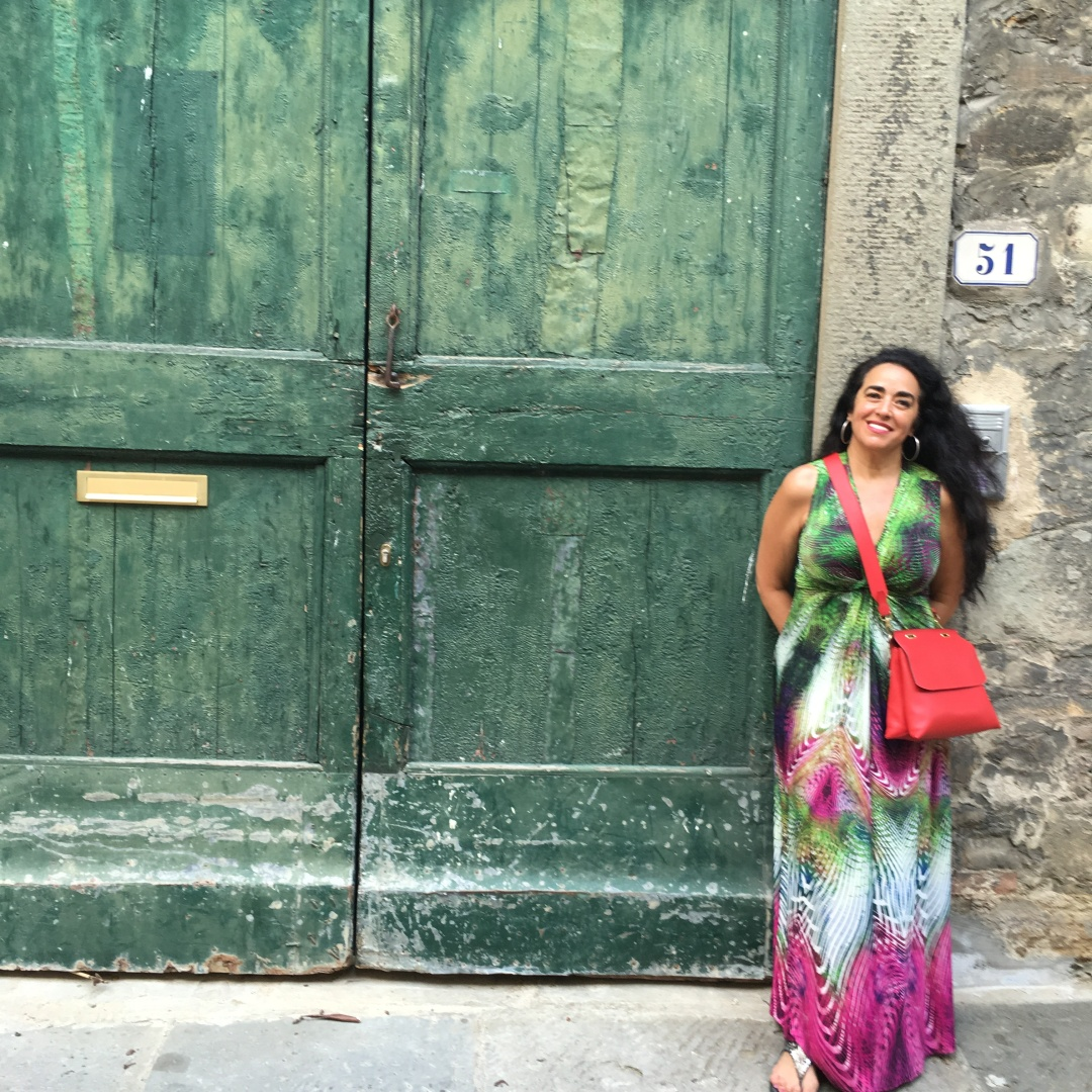 Tuscan Doors and Hana