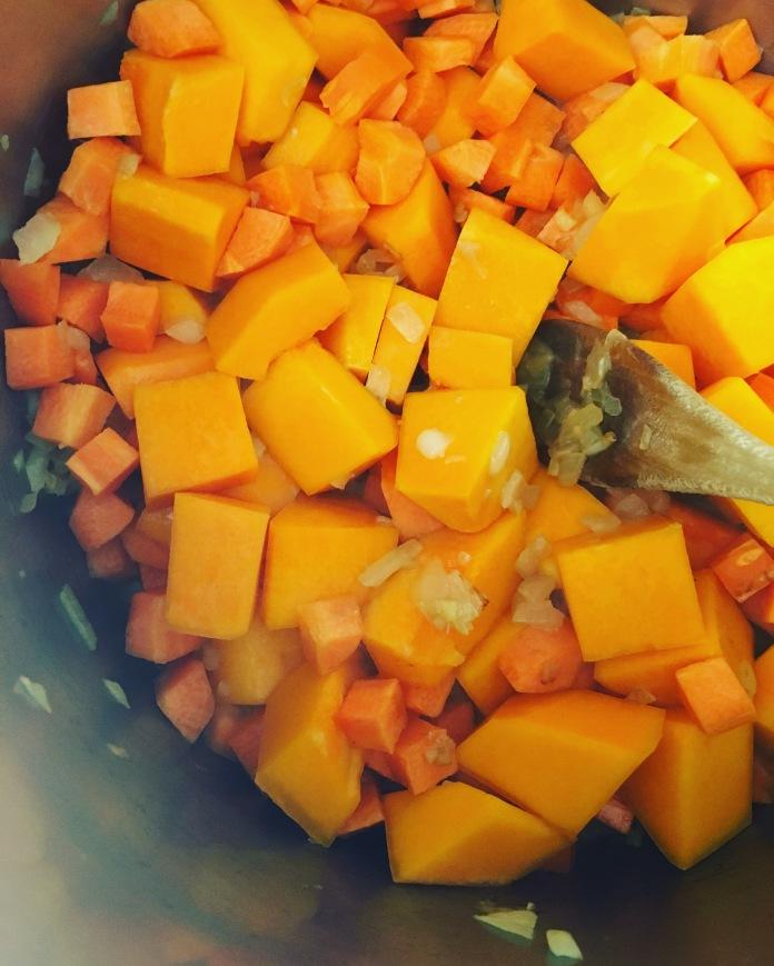 vegetable-sautee