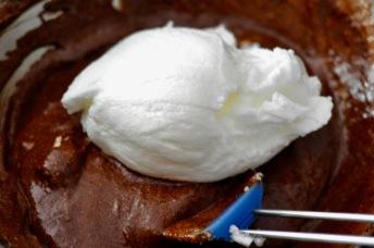 folding-eggwhites-into-chocolate-step-one
