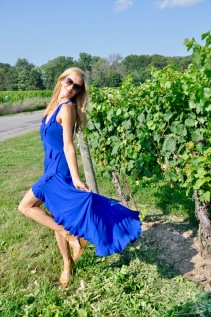 lidija's kitchen - girl in a vinyard niagara-on-the-lake peller estates