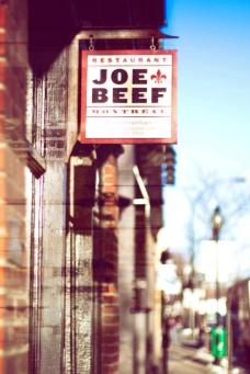 1. Joe Beef (storefront-sign)