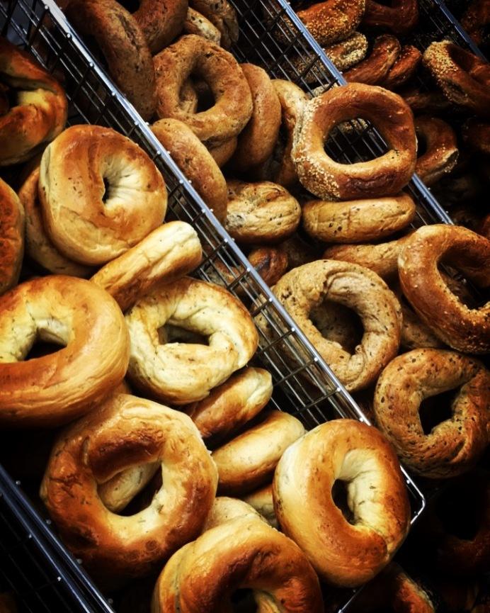 Saint Viatuer bagels