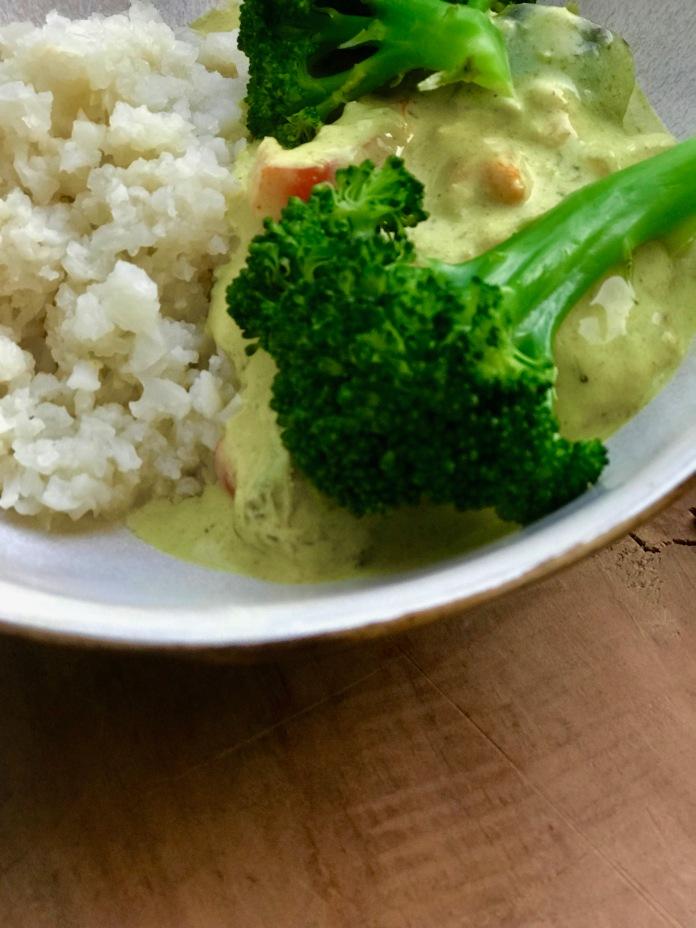 curry closeup